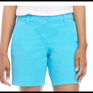 Crown & Ivy classic shorts.